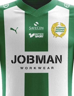Hammarby Matchtröja 2018