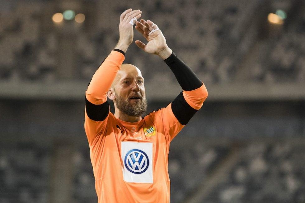 Hammarbys nya matchtröja 2018