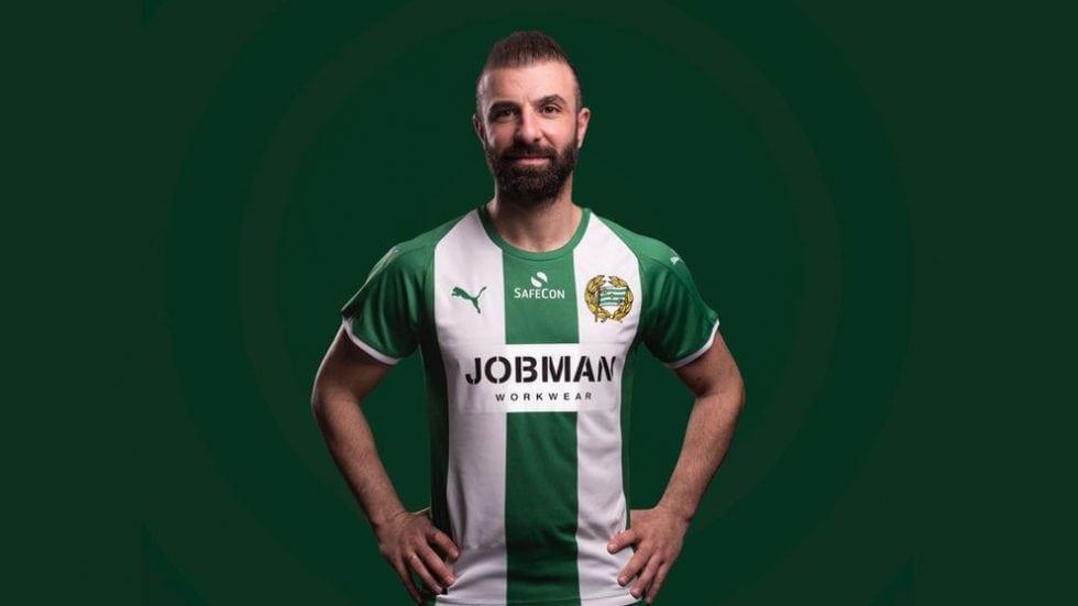 Hammarbys matchtröjor 2018