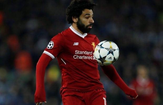 Intresset allt större för Mohamed Salah