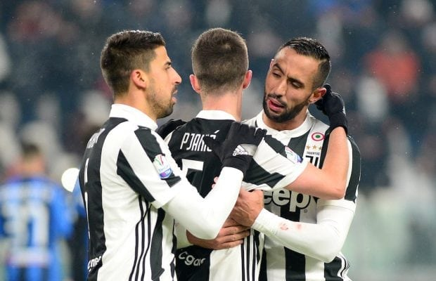 Juventus lägger sig i jakten på Milinkovic-Savic