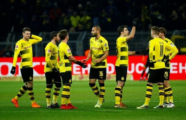 Liverpool släpper inte blickarna från Marco Reus