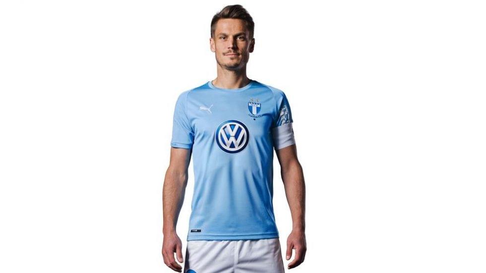 Malmö FFs matchtröjor 2018