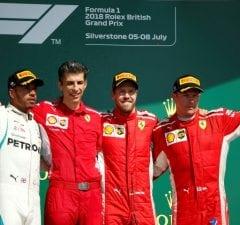 När går Formel 1 på TV