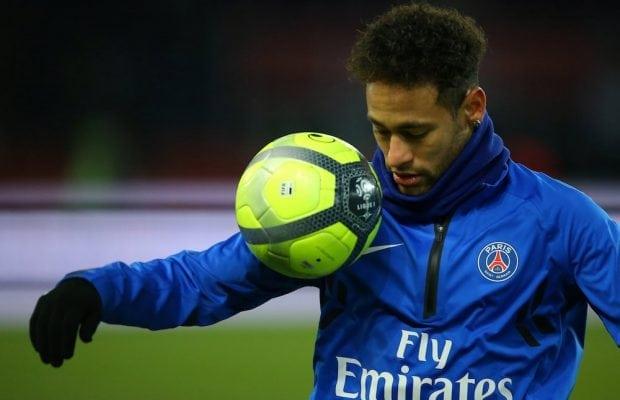 Neymar utesluter inte att lämna för Manchester City