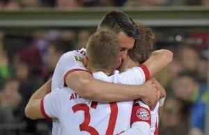 Officiellt: Joshua Kimmich förlänger med Bayern Munchen