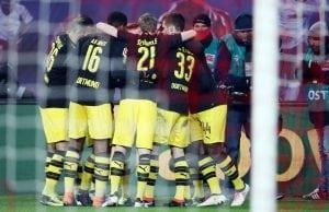 Officiellt: Marco Reus förlänger med Dortmund