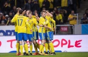 Sverige vs Rumänien erbjudanden & kampanjer 2018