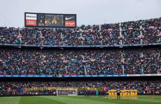 Uppgifter: Barcelona endast detaljer från ny värvning - på plats i staden