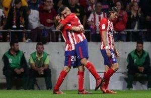 Uppgifter: Juanfran förlänger med Atlético Madrid