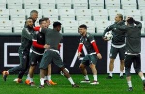 Uppgifter: Manchester United jagar Arturo Vidal
