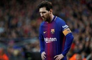 Uppgifter: Messi varnar Barca för köp av Griezmann
