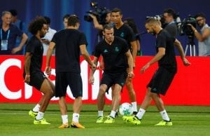 Uppgifter: Real Madrid säljer storstjärnorna i sommar