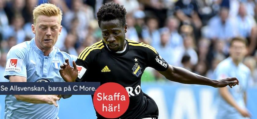 AIK Dalkurd startelva, laguppställning & H2H statistik Allsvenskan 2018