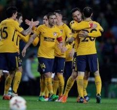 Arsenal drömmer om att värva Saúl Niguez i sommar