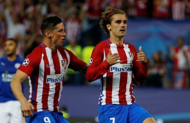 Atletico Madrid-legenden kan lämna