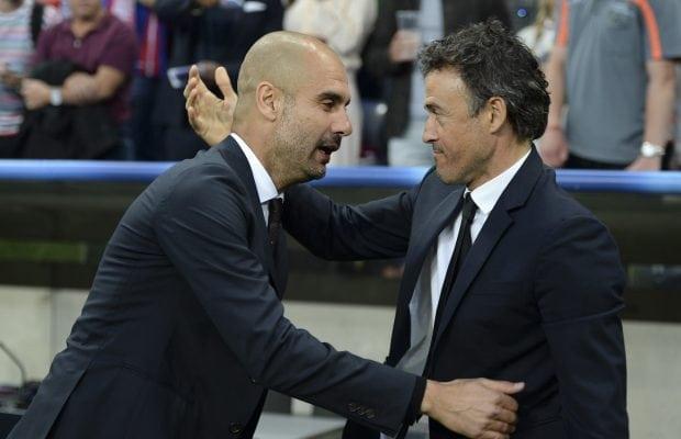 Förre Barcelona-tränaren närmar sig Arsenal