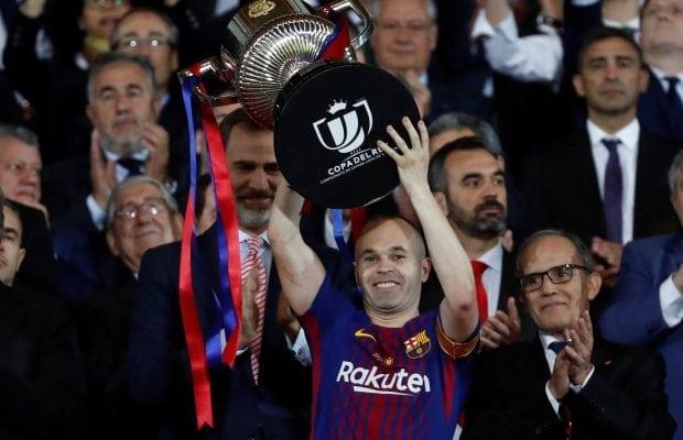 Klart: Andres Iniesta lämnar FC Barcelona
