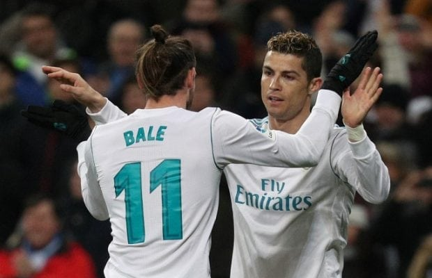 Bale ville stanna i Real Madrid