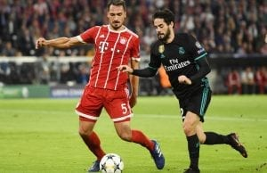 Bayern Munchen Real Madrid stream gratis? Streama Bayern Real live stream!