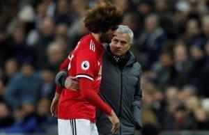 Bekräftar: Fellaini nära att förlänga med Manchester United