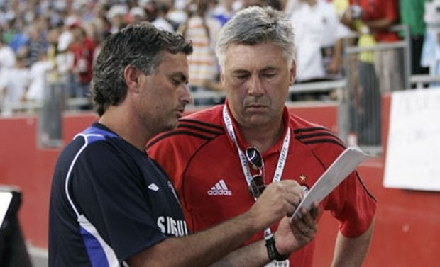 Carlo Ancelotti erbjuden italienska toppjobbet