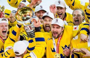Hockey VM 2019 TV-sändning & TV-rättigheter - se VM i ishockey på TV Sverige!