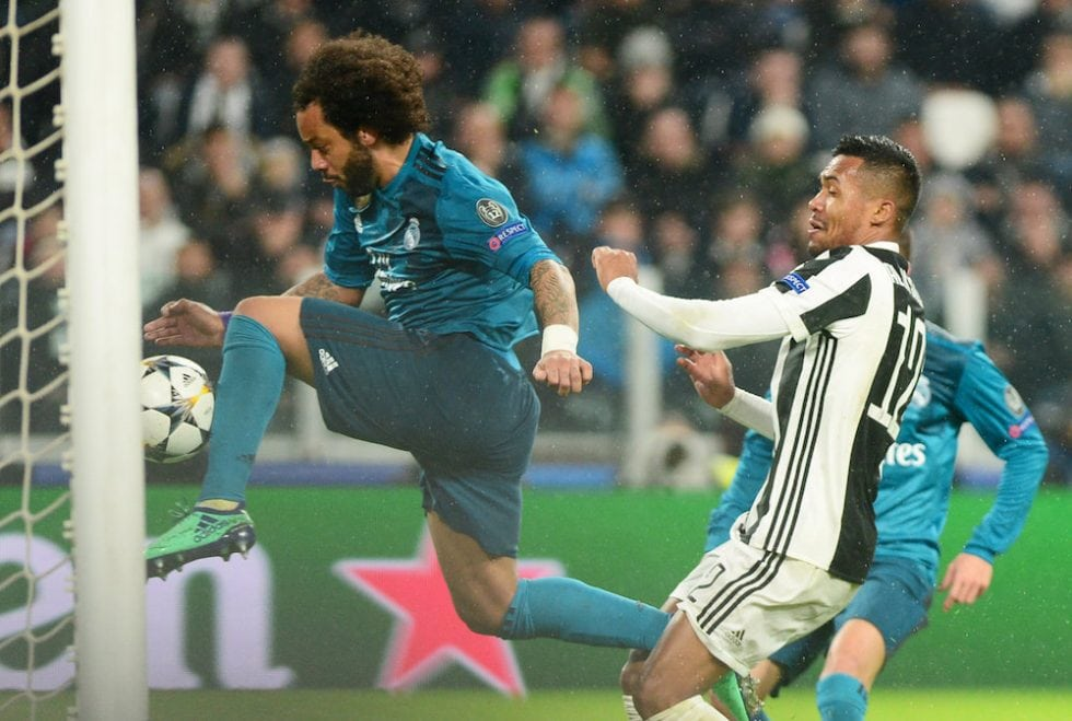 Real Madrid Juventus stream 2018