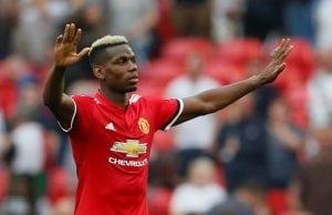 Juventus förhandlar om att köpa tillbaka Pogba