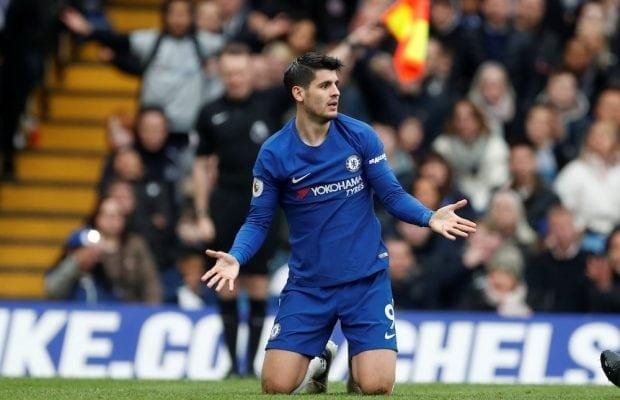 Juventus har Álvaro Morata på önskelistan