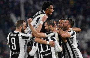 Juventus vill inte släppa Cuadrado