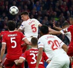Liverpool i kamp med Barcelona on Lenglet