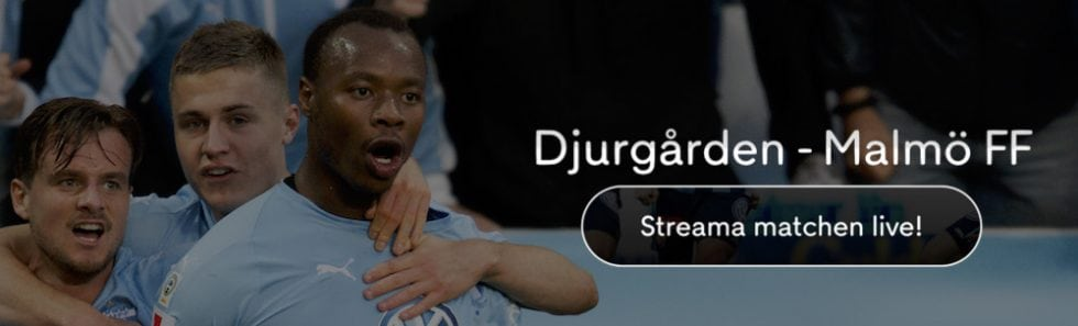 Malmö FF Djurgården stream 2018