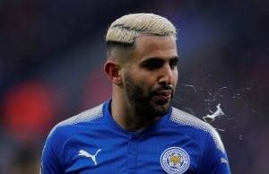 Manchester City försöker på nytt med Riyad Mahrez