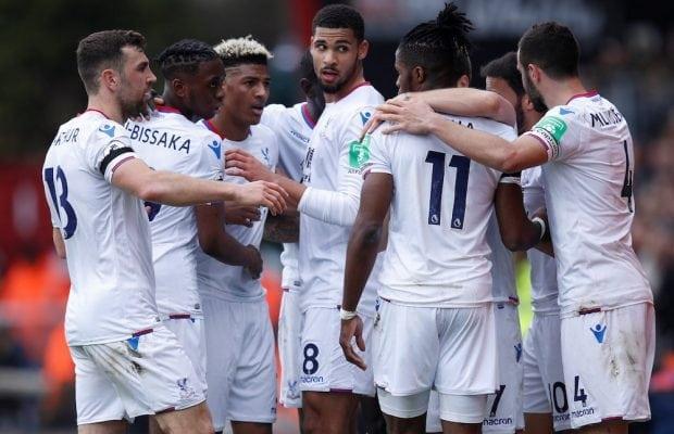 Manchester City vill värva Wilfried Zaha i sommar