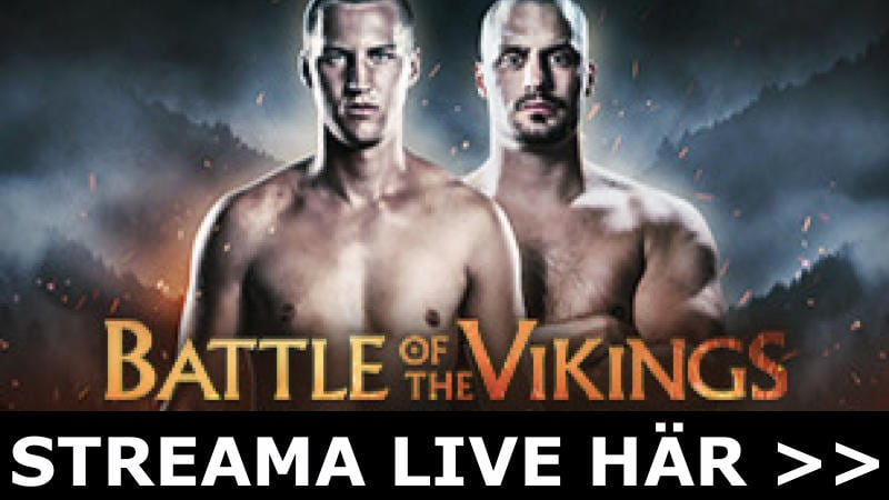 Otto Wallin vs Adrian Granat live stream gratis? Streama Wallin vs Granat fight boxning 2018!