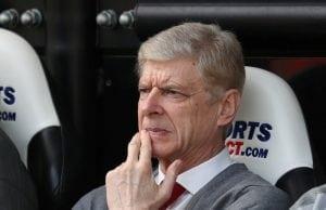 Patrick Vieira kan ta över efter Wenger i Arsenal