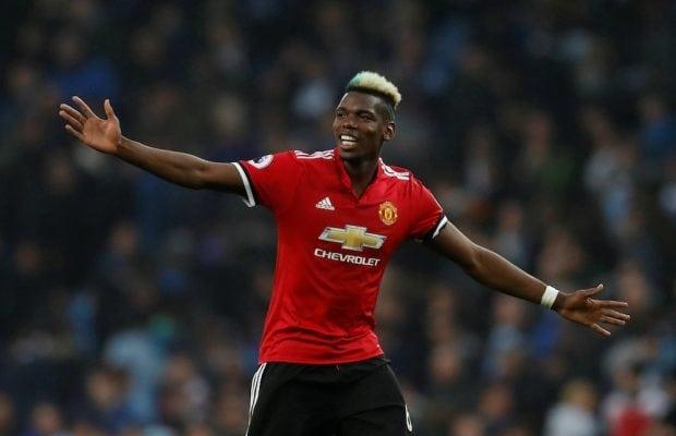 Pogba kan bli en del av Uniteds superaffär i sommar