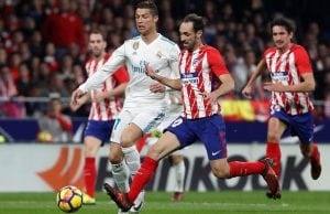Real Madrid Atletico Madrid stream 2018
