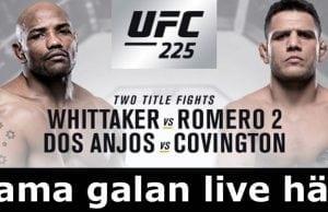 UFC stream - streama UFC live stream gratis? Se UFC Viaplay live