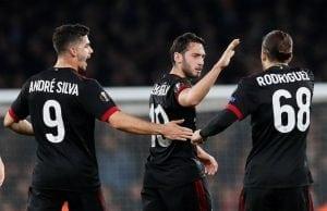 Uppgifter: André Silva kan lämna Milan efter säsongen