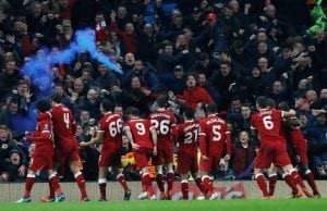 Uppgifter: Liverpool vill värva Suso i sommar