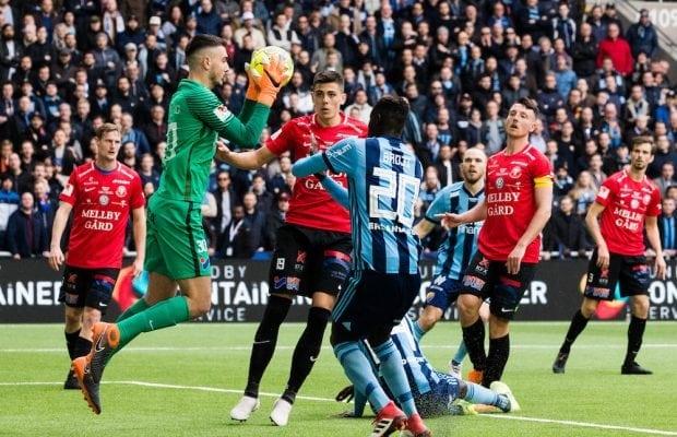 Uppgifter: Roma överens med Malmö FF om Marko Johansson