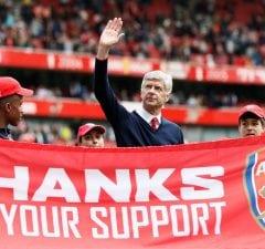 Uppgifter: Tre klubbar vill ha Wenger som tränare