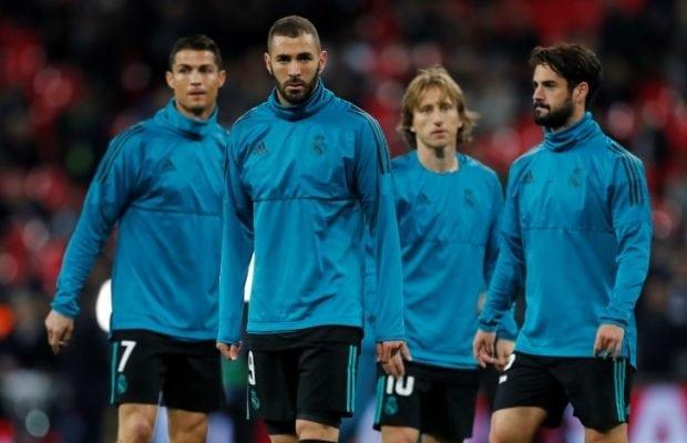 Zidane vill att Isco stannar