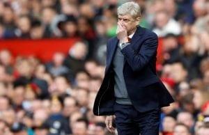 Arsenal kan hämta in tränaren från Manchester United