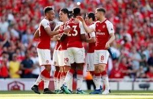 Arsenal planerar att sälja Aaron Ramsey