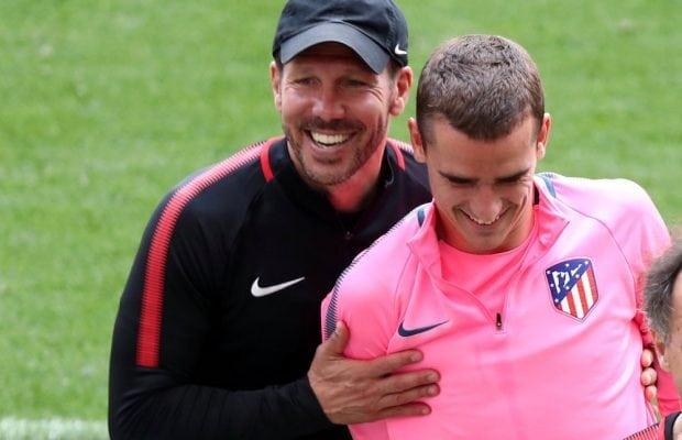 Atlético Madrid i kontakt med Kun Aguero