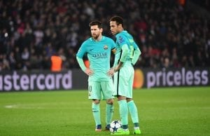 """Messi: """"En mardröm att se Neymar i Madrid"""""""