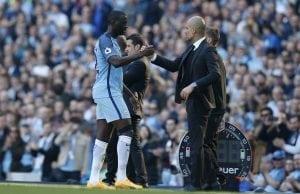 Pep Guardiola: Yaya kan spela för en annan PL-klubb